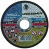 Armuoti atpjovimo diskai metalui ir betonui
